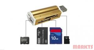 USB 2.0 All in 1 Multi Memory Card Reader