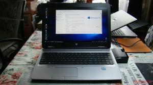 HP Probook 650 G2 Ultrabook, i5-6200U, 2,8GHz, RAM 16GB, SSD 256GB, HDD 1TB